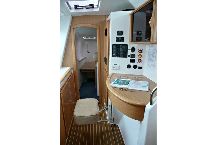 Boat for rent Seawind 38.0 feet in Abells Point Marina, Australia