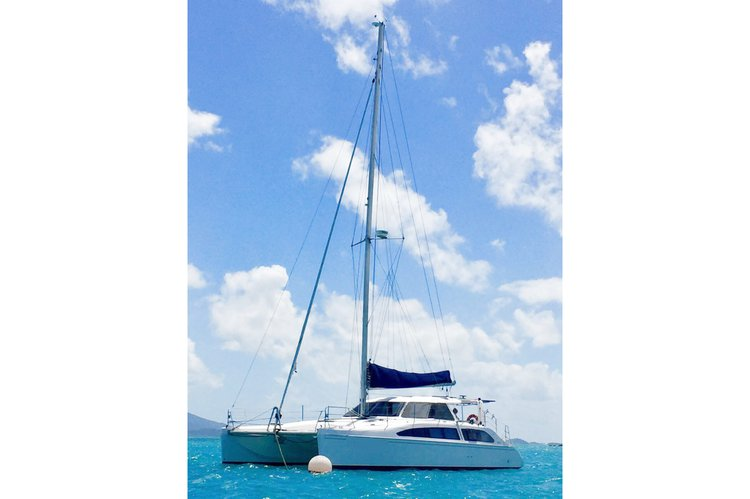 The best way to experience Whitsundays is by sailing