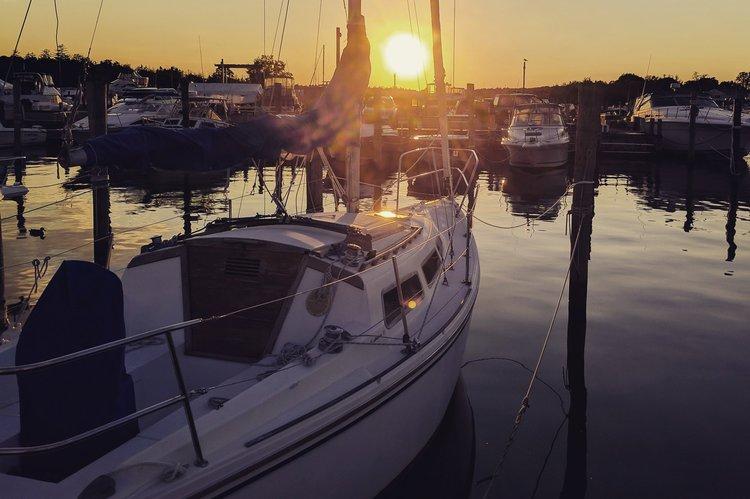Boat for rent catalina 27.0 feet in Lanoka Harbor Marina, NJ