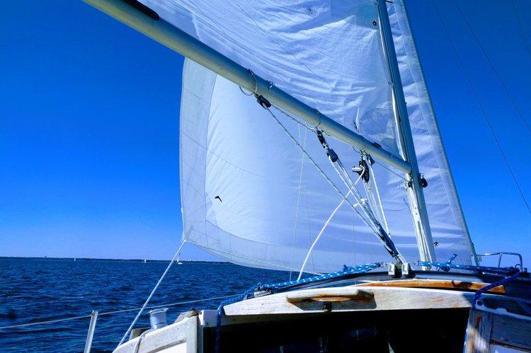 catalina's 27.0 feet in Lanoka Harbor