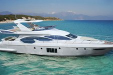 Azimut 70 - Luxury Motor Yacht Charter in Miami