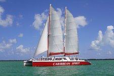 Caribbena Spirit - Largest Catamaran in Miami