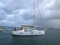 Take a spin in Puerto Rico aboard this Dufour 412 Adventure