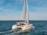 Climb aboard Lagoon 450 S to explore Puerto Rico
