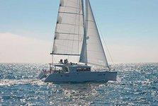 Have ultimate fun onboard  Lagoon 450 in Cuba