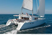 Set your dreams in motion in Puerto Rico aboard Lagoon 450