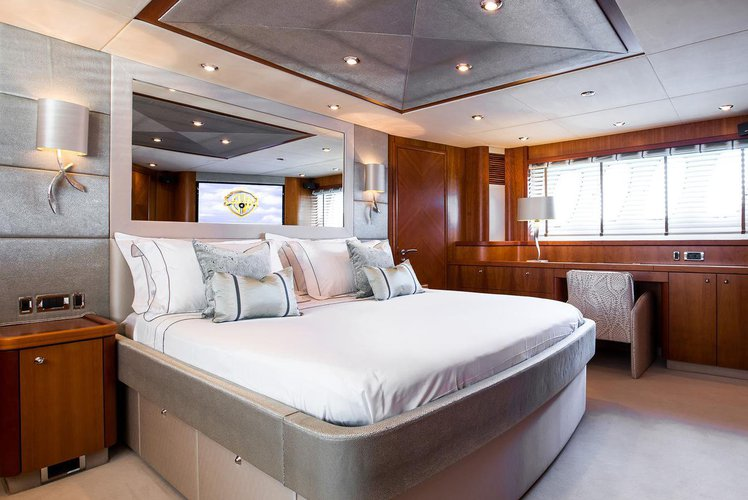 Motor yacht boat rental in Barcelona,