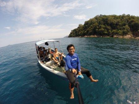 Boat for rent Custom 23.0 feet in Kuala Terengganu,