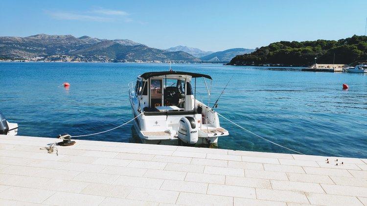 Boat for rent Jeanneau 26.0 feet in Cavtat,
