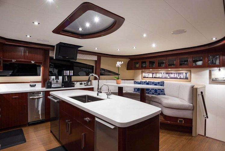 Mega yacht boat rental in Palm Beach Yacht Club & Marina, FL