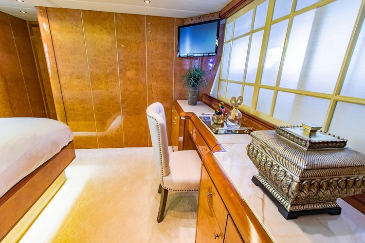 Boat for rent Mangusta 100.0 feet in MBM - Miami Beach Marina, FL