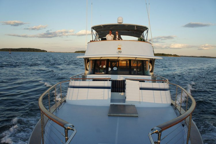 Boat for rent Roamer 85.0 feet in Chelsea piers, NY