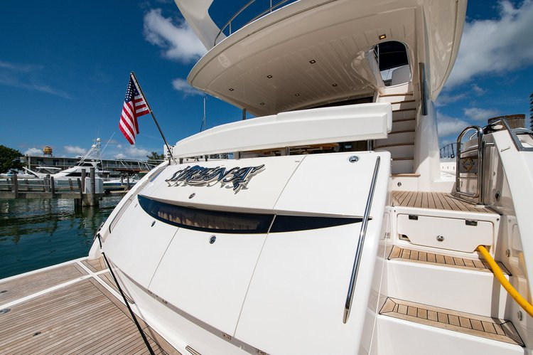 Boat for rent Sunseeker 75.0 feet in Miamarina at Bayside, FL