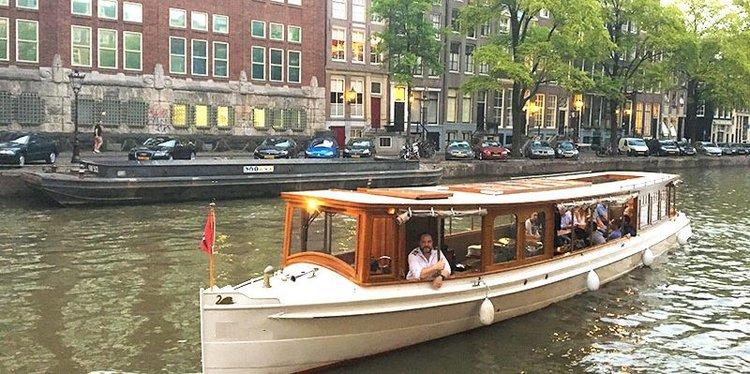 Boat rental in Amsterdam,