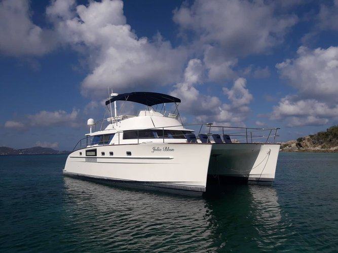 Enjoy sailing in France aboard luxurious Bali 4.1