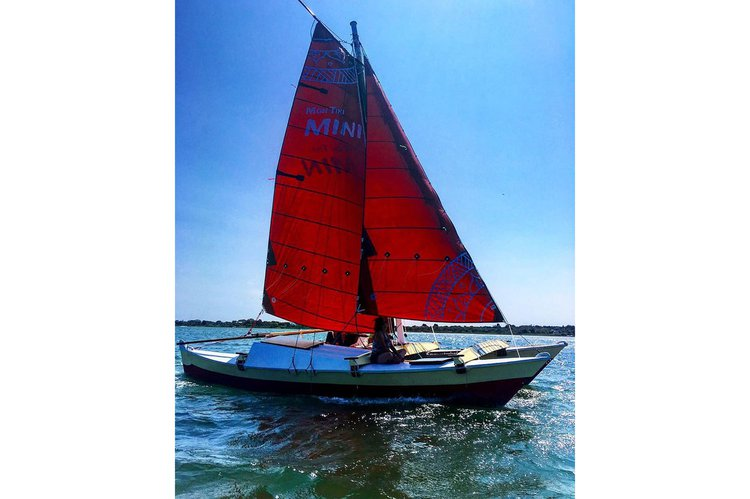 Catamaran boat rental in Montauk, NY