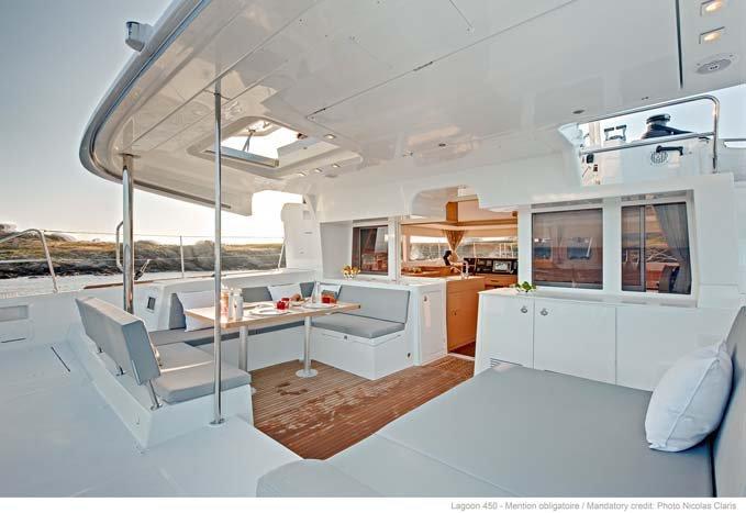 Catamaran boat rental in Nassau,
