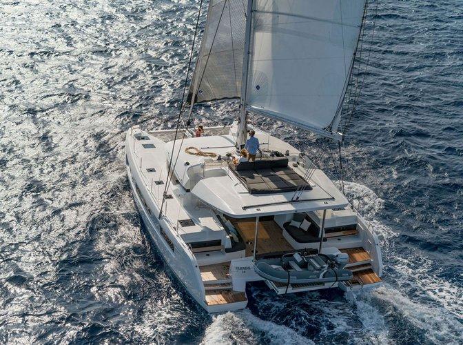 Boat for rent Lagoon 50.0 feet in Nassau, Bahamas