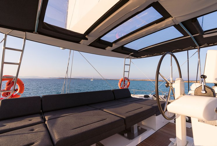 Boat for rent Lagoon 52.0 feet in Balearic Islands, Spain
