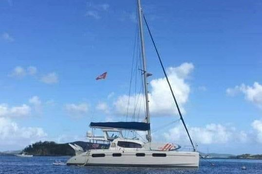 Discover Tortola surroundings on this Leopard 46 Robertson & Caine boat