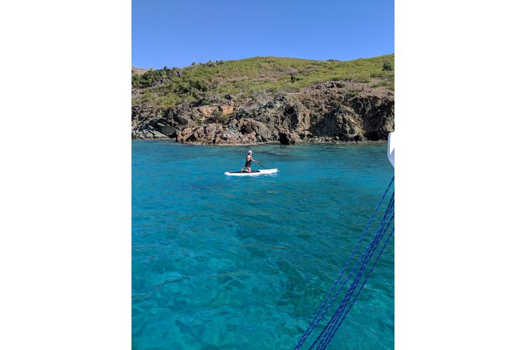 Robertson & Caine's 46.0 feet in Tortola