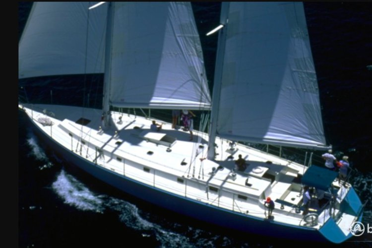 Wonderful Private Luxury Sailing on a 75-foot Schooner for 6 to 41 guests.
