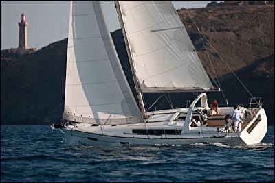 Have ultimate fun in France aboard Oceanis 41