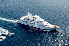 Hop aboard 132' motor yacht & escape from the busy day to day life!