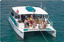 Party Catamaran For Charter in South Florida