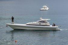 Premium speed boat Eni