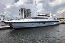 100 ft. Mega Yacht Charter in Miami