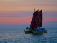 Enjoy Sailing in Montauk, New York aboard adorable 49' CAT