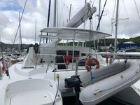 Enjoy sailing in Belize aboard Lagoon 380