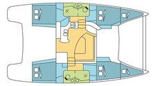 Set sail in Belize aboard elegant Lipari 41