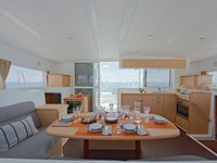 Indulge in luxury in Belize aboard Lagoon 421