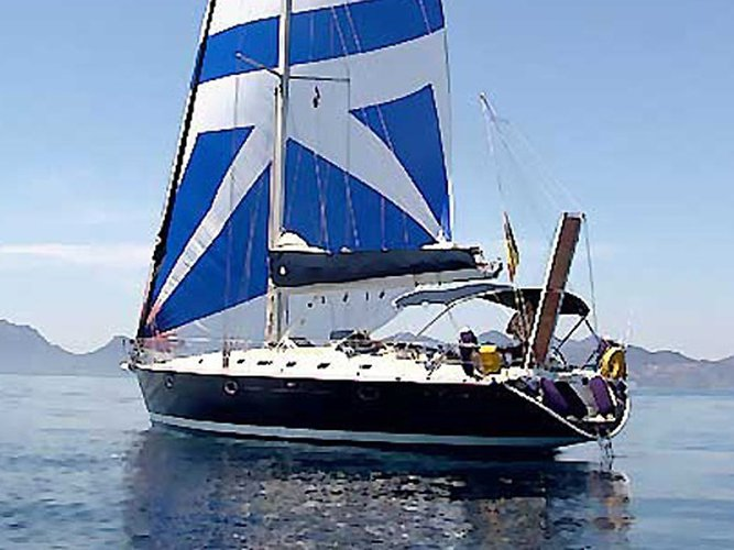 Chania, Crete, GR sailing at its best