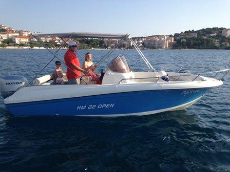 Trogir, HR cruising at its best