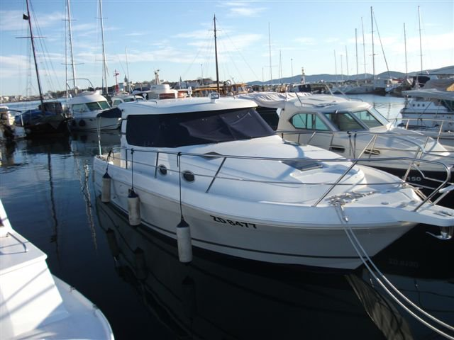 Discover Sukošan in style boating on this motor boat rental