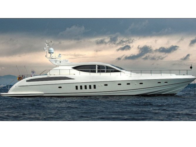 Experience Sopot on board this elegant motor boat