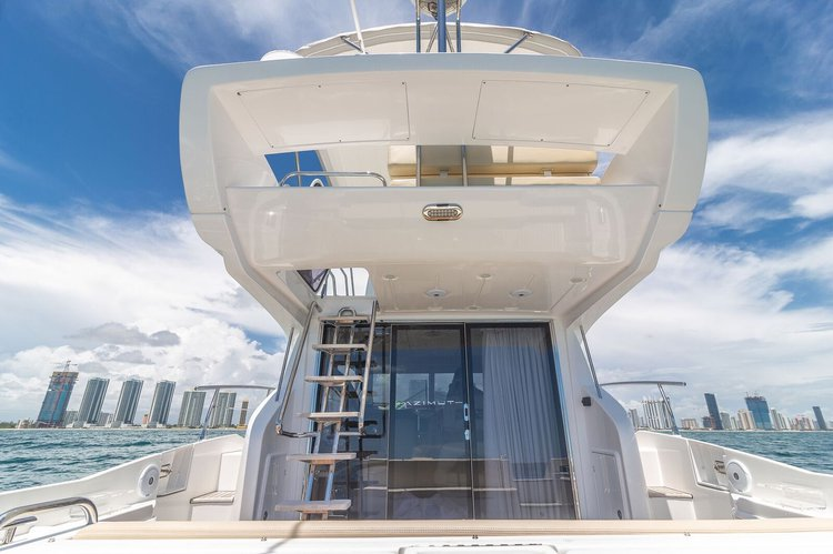 Azimut boat for rent in Hollywood