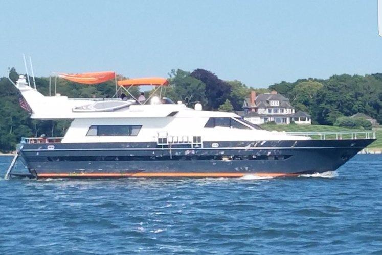Classic European Motor Yacht