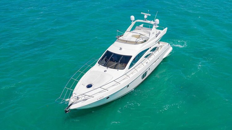 Boat for rent Azimut 58.0 feet in Sea Isle Marina & Yachting Center, FL