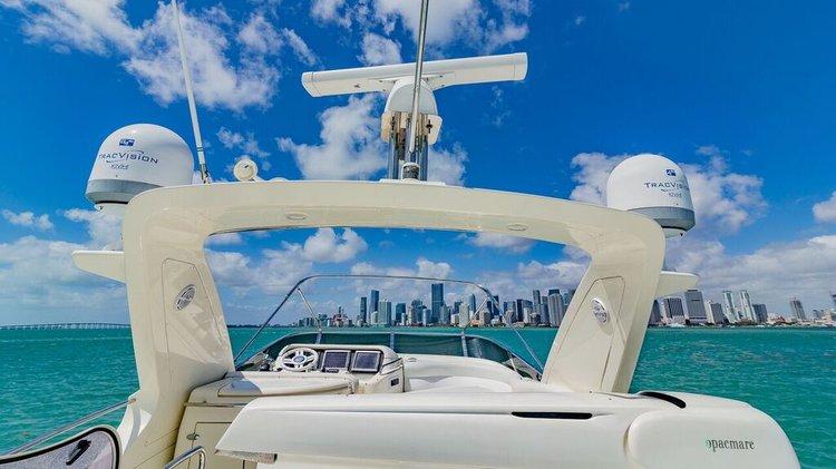 Azimut's 58.0 feet in Miami