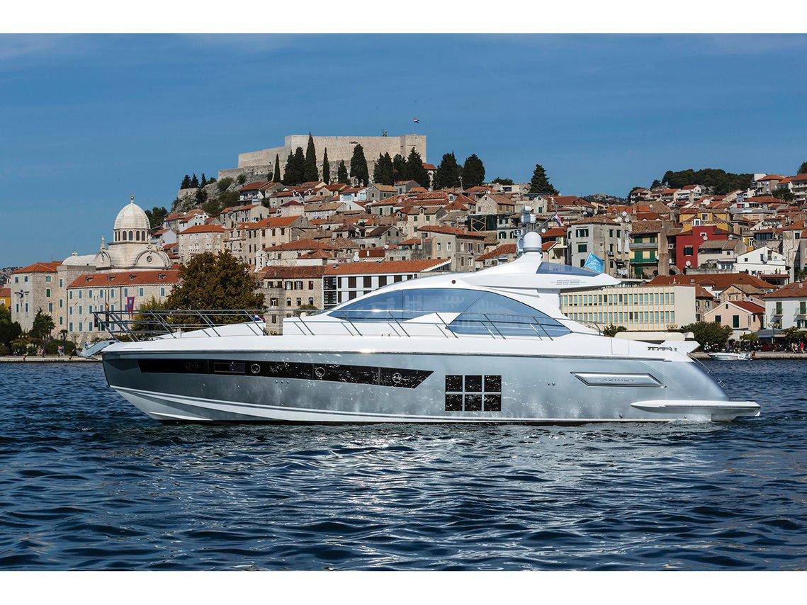 Motor 620 Azimut Yachts Boat Rental In šibenik 17320 Sailo