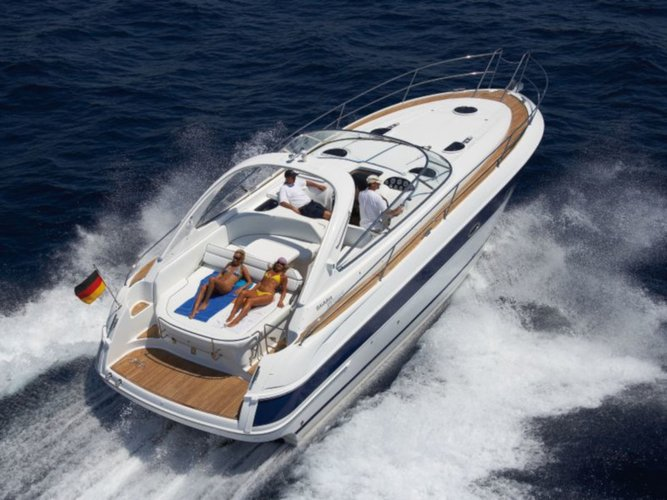 Experience Seget Donji, HR on board this amazing Bavaria Yachtbau Bavaria 37 Sport