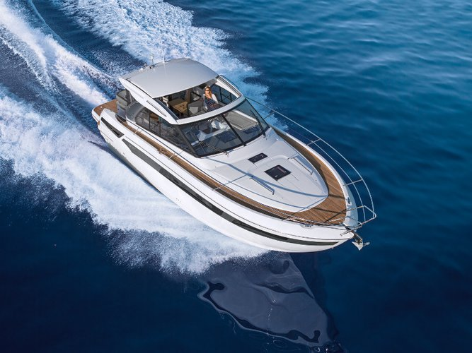 Discover Pula in style boating on this motor boat rental
