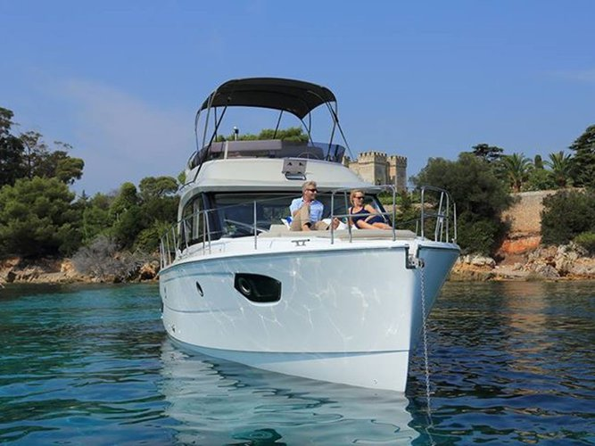 Charter this amazing Bavaria Yachtbau Bavaria E40 Fly in Biograd, HR