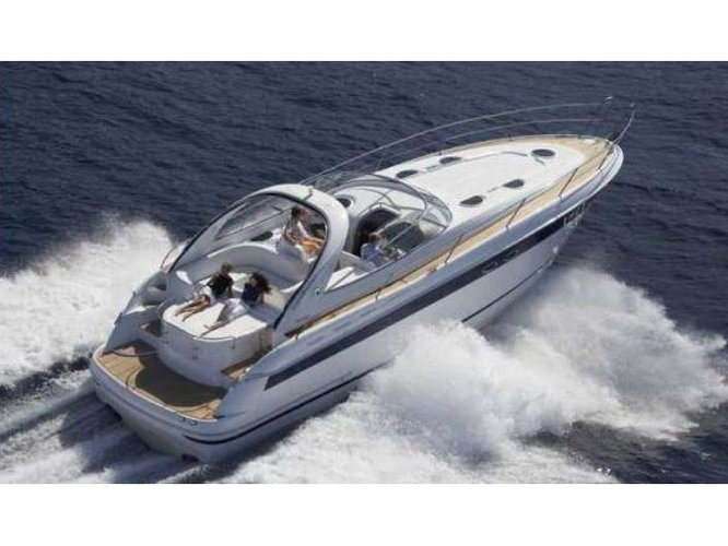 Enjoy Corfu, GR to the fullest on our comfortable Bavaria Yachtbau Bavaria 42 Sport