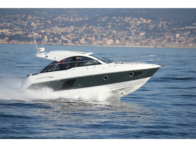Charter this amazing Beneteau Gran Turismo 34 in Tivat, ME