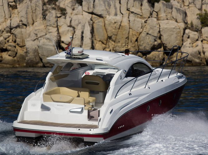 Enjoy luxury and comfort on this Dubrovnik motor boat charter